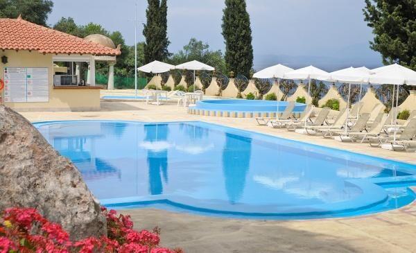Primasol Louis Ionian Sun - Μπαρ πισίνας