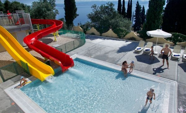 Primasol Louis Ionian Sun – Pool & Animations